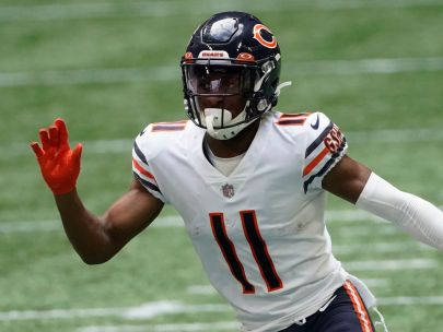 Bears fifth-round pick WR Darnell Mooney on track be draft gem - Chicago Sun-Times