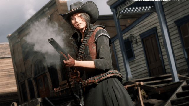 7Ds1MGG.0 Red Dead Online's new update is pretty good — but not enough for fans   Polygon