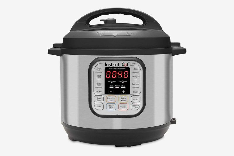 A stainless steel Instant Pot