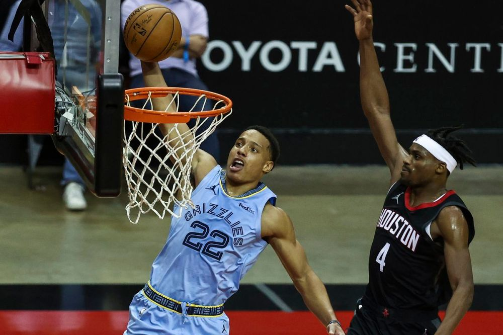 Report Card: Grizzlies wallop Rockets - Grizzly Bear Blues
