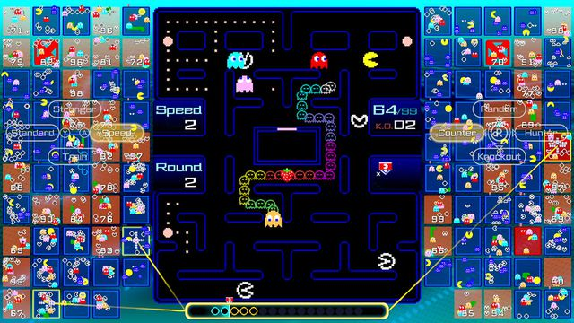 screenshot01.0 Pac-Man 99, a new battle royale game, comes to Nintendo Switch | Polygon