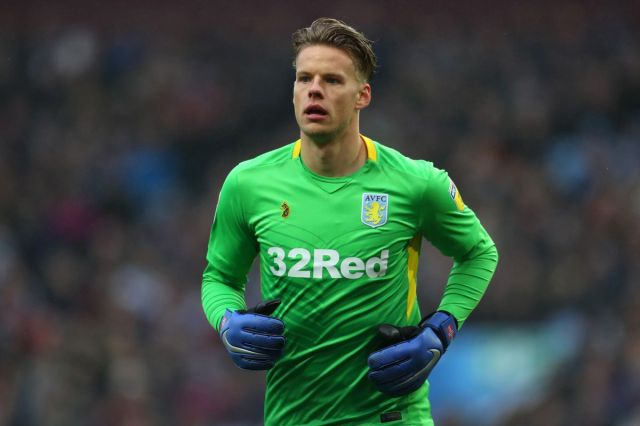 Image result for ørjan nyland aston villa
