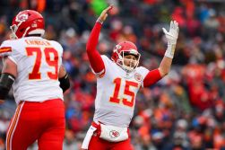 Image result for patrick mahomes week 5