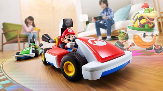 mario_kart_live.0 Mario Kart Live: Home Circuit review: your house is Mario's greatest challenge | Polygon