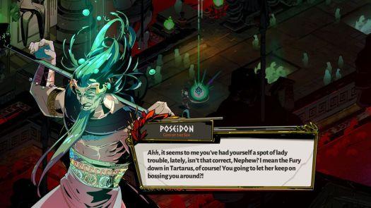 Poseidon in Hades