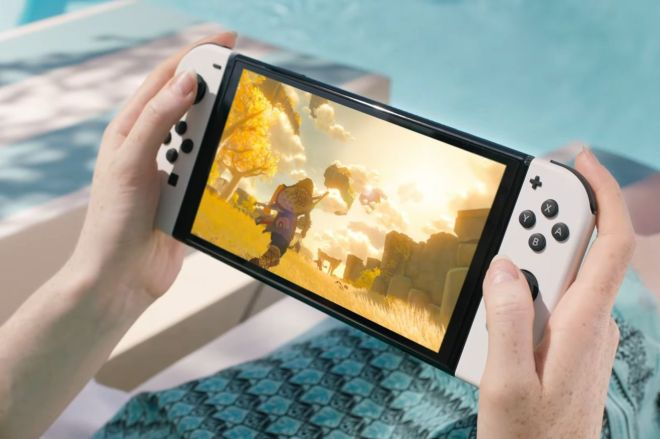 switch_oled.0 Nintendo denies report that OLED Switch will have higher profit margin   The Verge