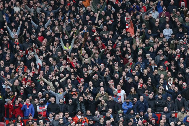 Safe Standing seats could boost attendance by 1,500