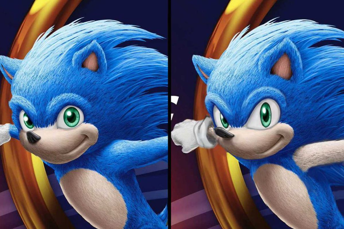 One Of Several Great Sonic Movie Fan Edits Thirsty4macaco Twitter  C2 B7 Sonic The Hedgehogs