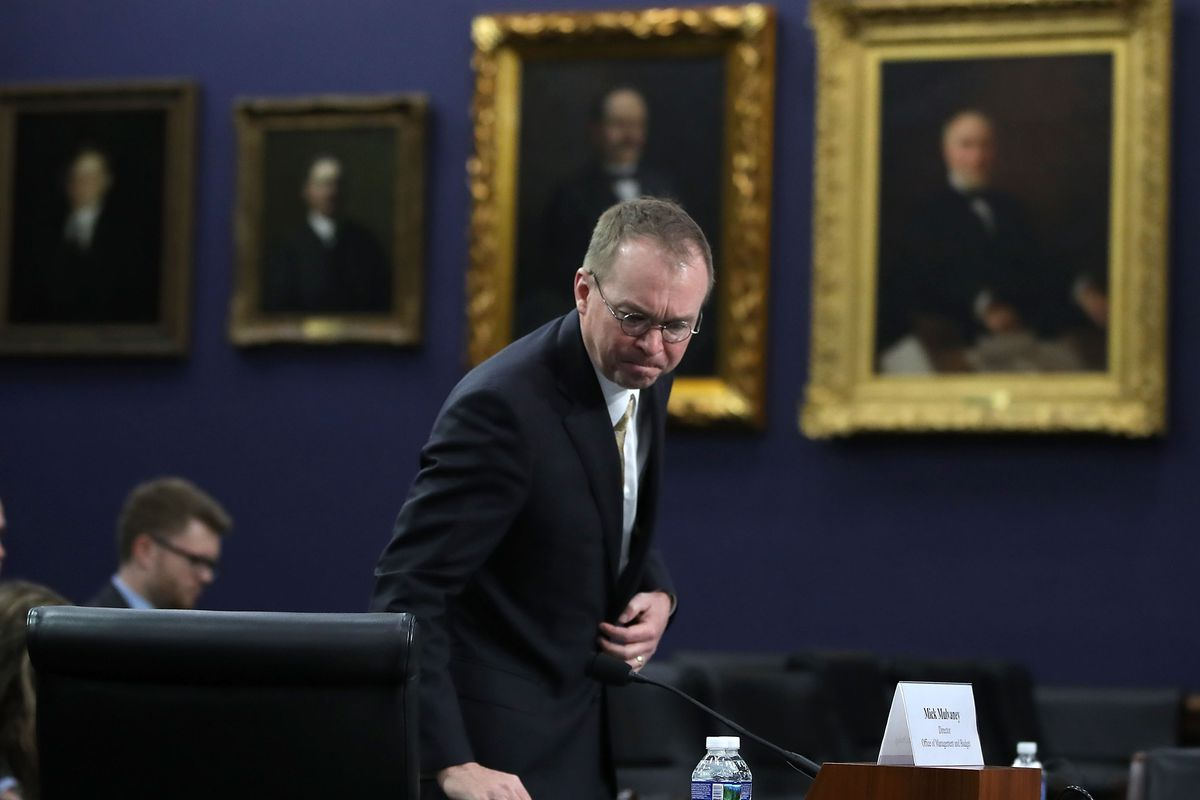 Mick Mulvaney strikes again at the CFPB  disbanding consumer     Acting CFPB Director Mick Mulvaney has sought to overhaul and undermine the  bureau since taking over in November 2017  Mark Wilson Getty Images