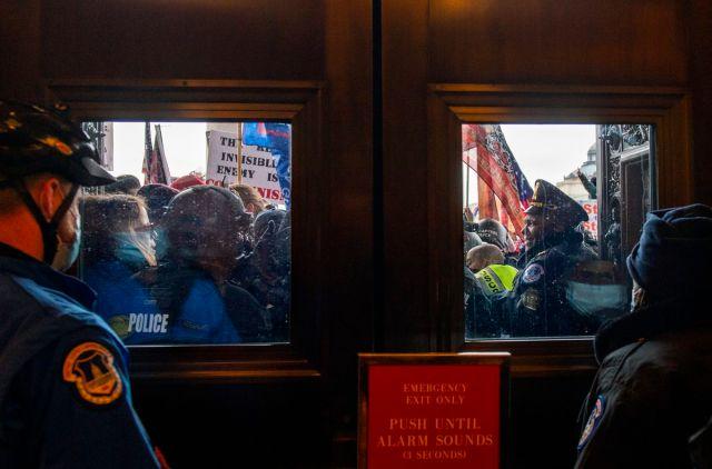 Capitol insurrection January 6, 2021