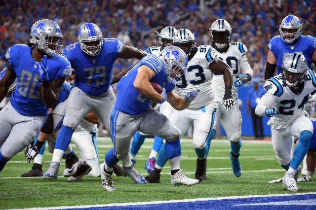 Lions-Panthers recap: Defense's 2-point conversion stop upsets Panthers -  Pride Of Detroit