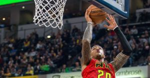 Hawks fall to Pacers in Collins' Return