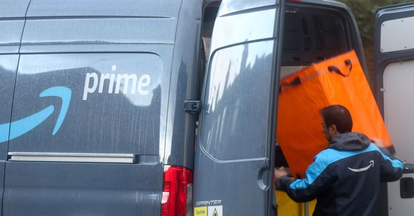 Amazon delivery drivers have to consent to AI surveillance in their vans or lose their jobs