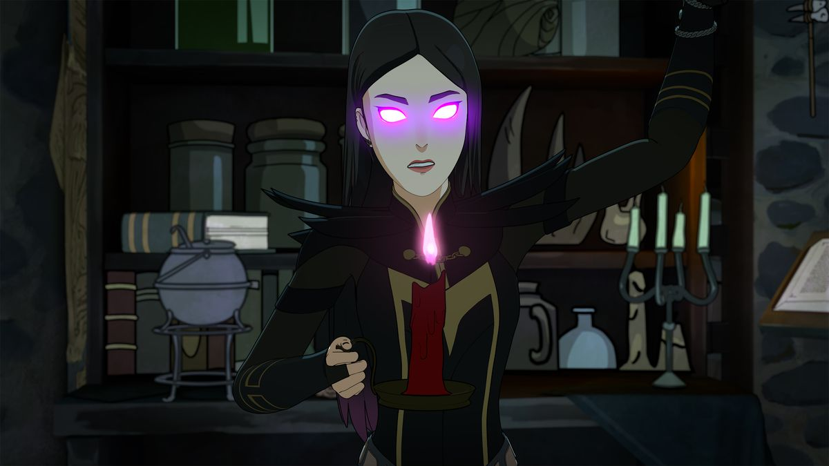 The Dragon Prince First Episode Reactions Amp Creators Interview Polygon