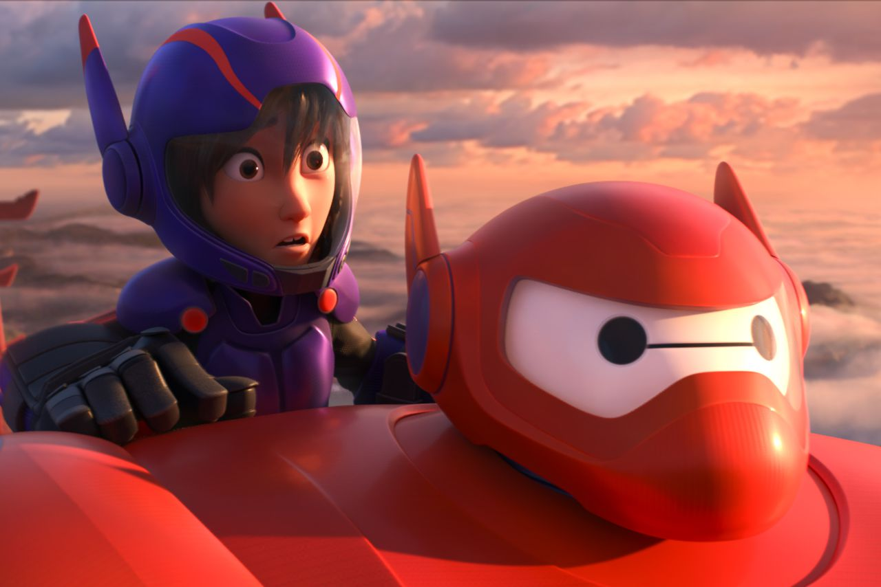 Big Hero 6 How One Of Marvel S Most Bizarre Comics Got