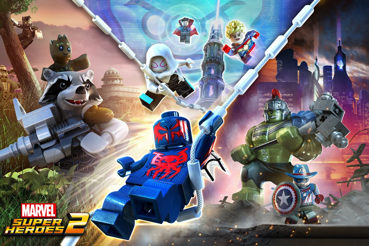 Lego Marvel Super Heroes 2 Coming To Pc Ps4 Switch Xbox