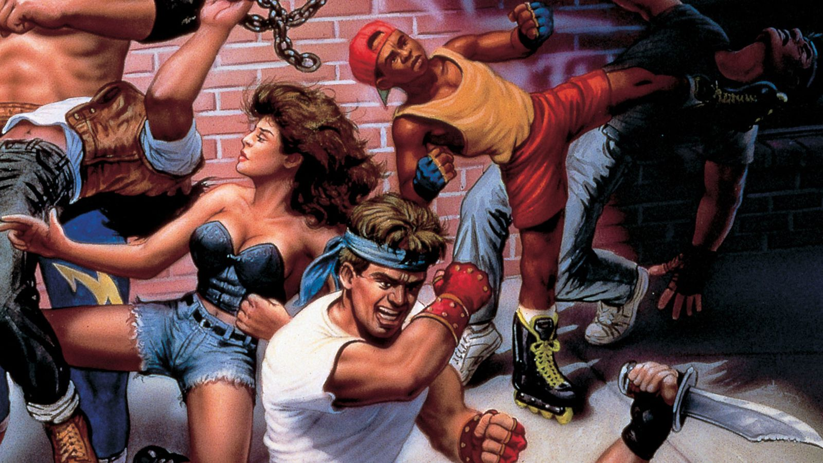 Streets Of Rage 2 Soundtrack Coming To Vinyl Polygon