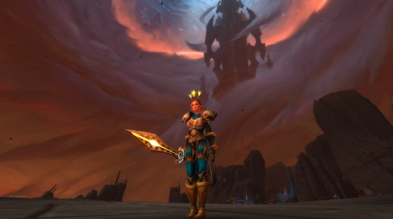 World of Warcraft: A player is found outside Torghast in The Maw