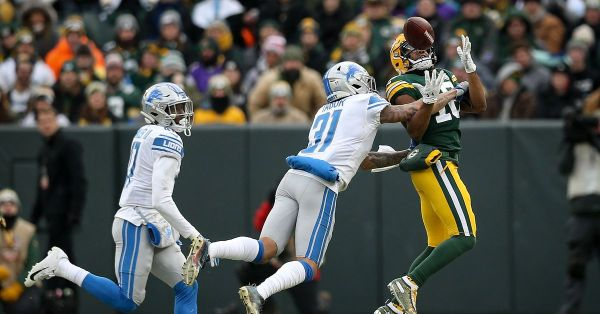 Packers - Lions Monday Night Football open thread