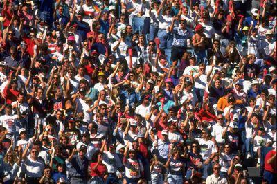 Atlanta Braves Fans, 1991 NL Playoffs