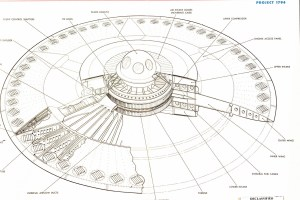 US Air Force's flying saucer plans declassified  The Verge