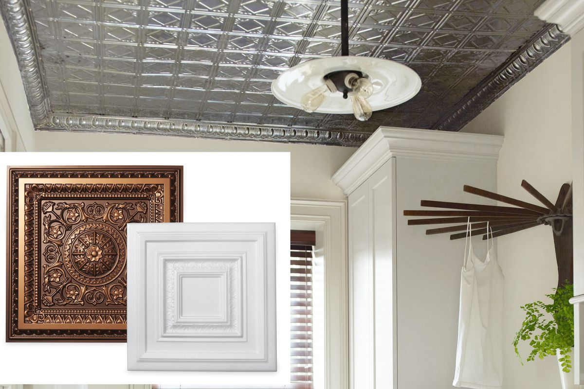 all about tin ceilings this old house