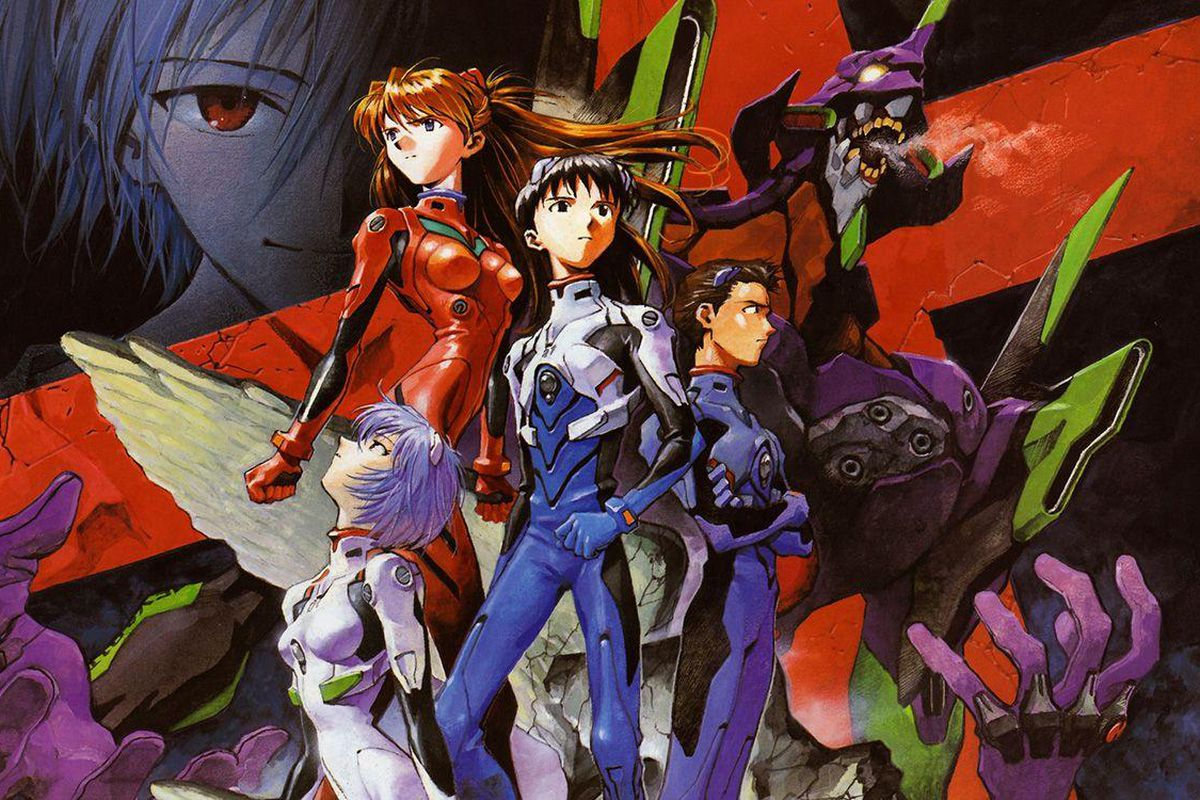 Cast of Neon Genesis Evangelion