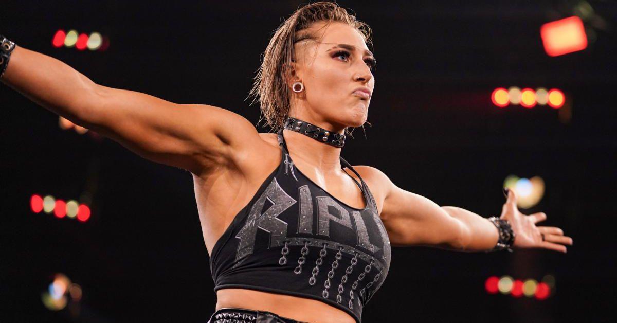 Rhea Ripley is coming to Raw 'soon'
