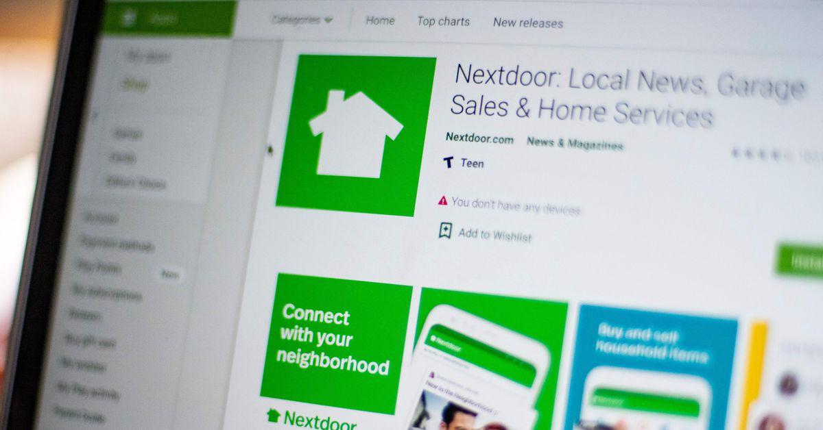 Nextdoor moderators scramble to address QAnon after Capitol attack