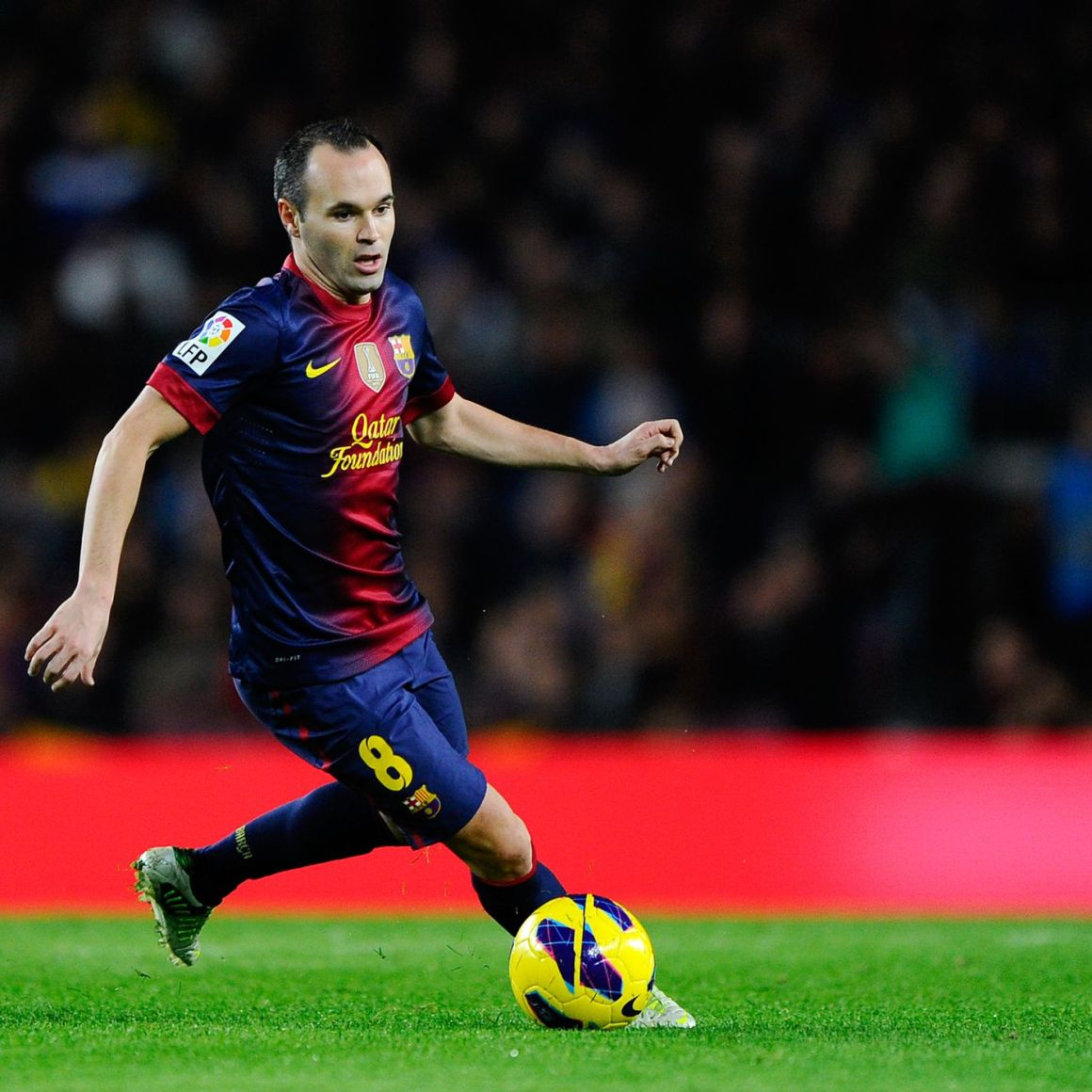 Why Andrés Iniesta should win the 2012 Ballon d'Or - Barca Blaugranes