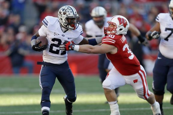 Image result for wisconsin vs byu