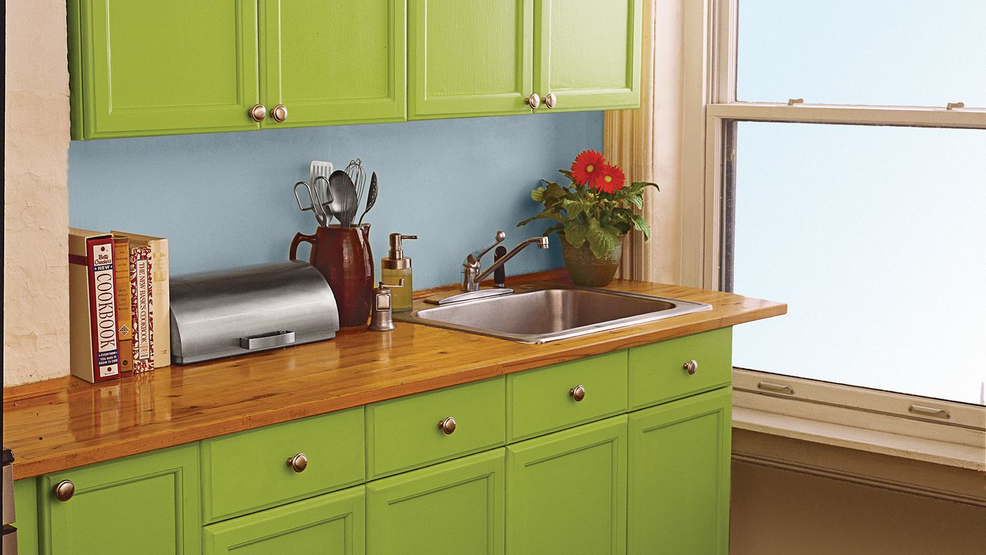 redo kitchen cabinets without replacing