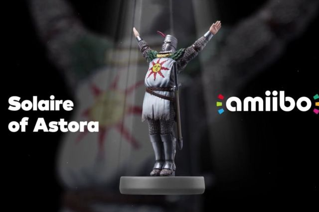 Image result for solaire of astora amiibo