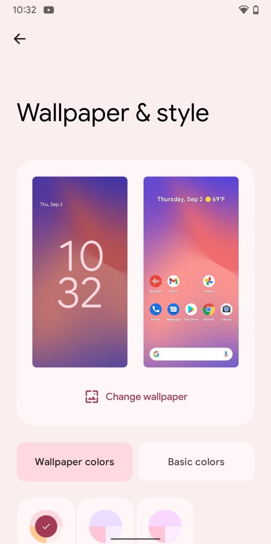 Android 12, telefonunuzun renk paletini özelleştirmenize nasıl izin verir? 14