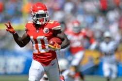 Image result for tyreek hill week 1