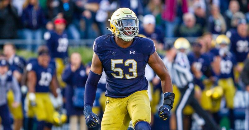 fd726fdbf5f Notre Dame Football: Who Is Leaving Early For The NFL And Who Is Staying?