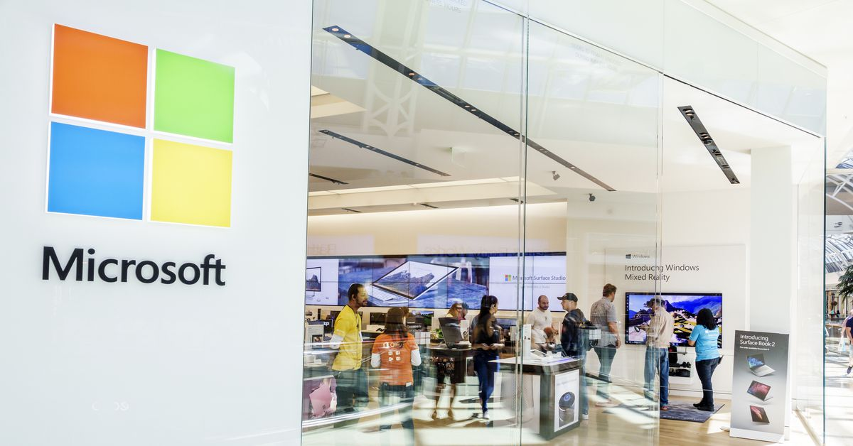 Microsoft to close retail stores 3