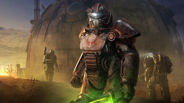 76_LargeHero_SteelDawnHeroArt_1920x870.0 How Fallout 76 handles the Brotherhood of Steel   Polygon