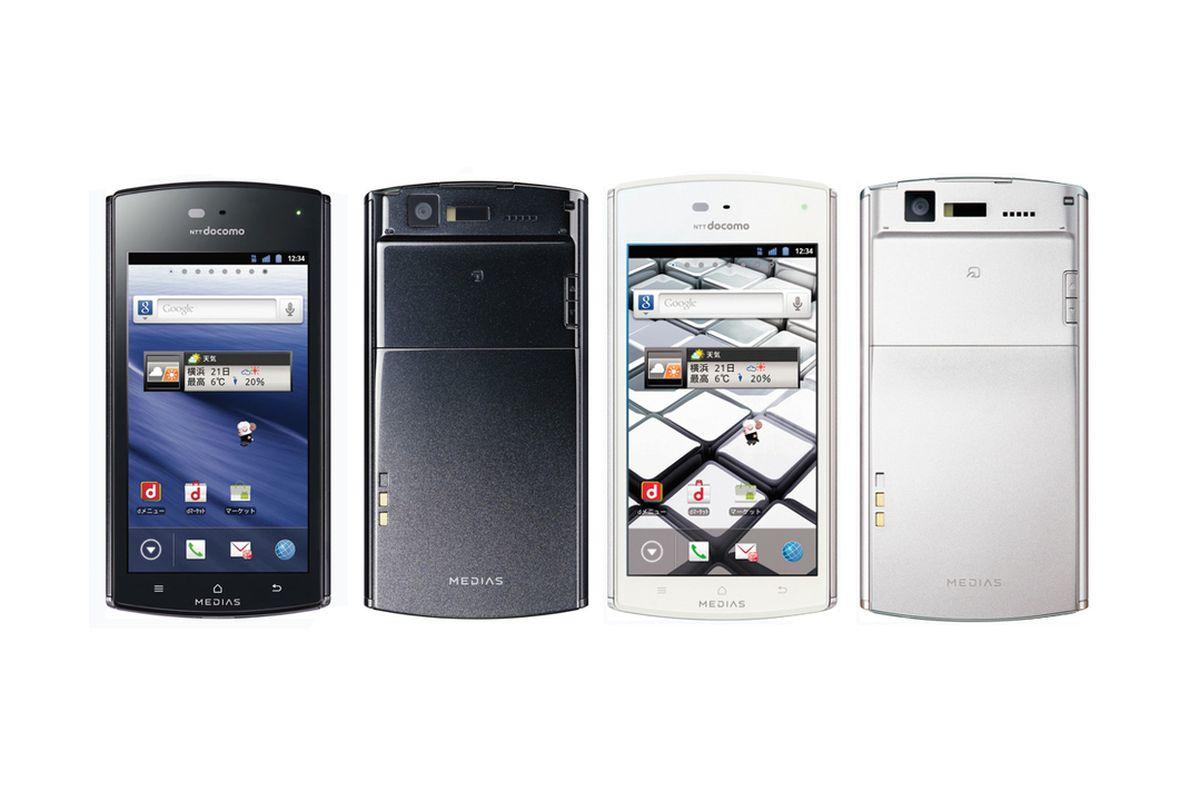 Casio Smartphones 2012
