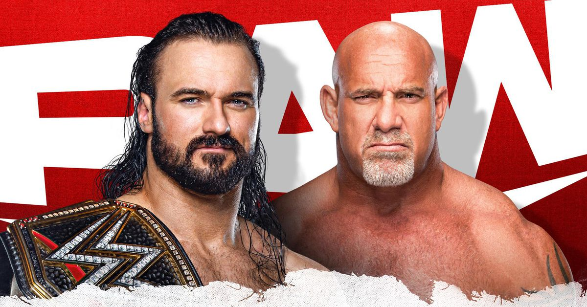 WWE Raw results, live blog (Jan. 25, 2021): Royal Rumble go home show