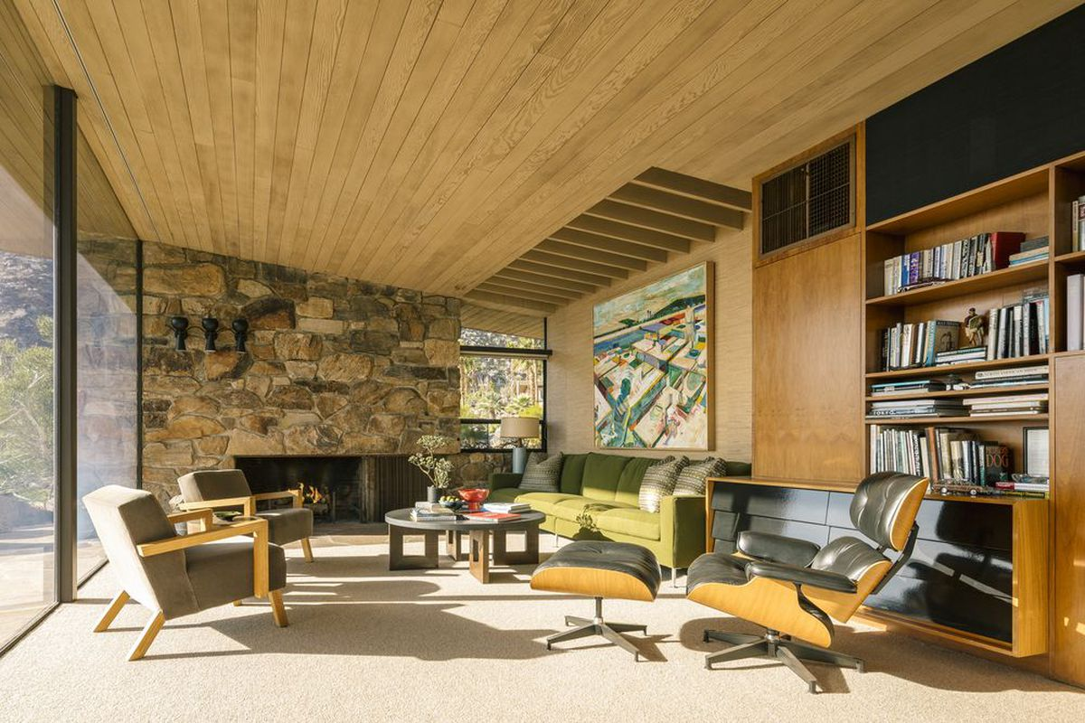 6 Midcentury Living Rooms To Inspire Your Decorating