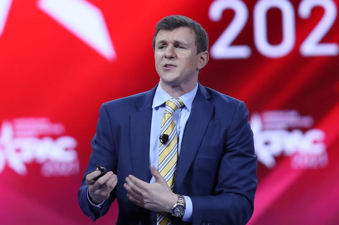 Project Veritas founder wants to sue Twitter for defamation over recent suspension