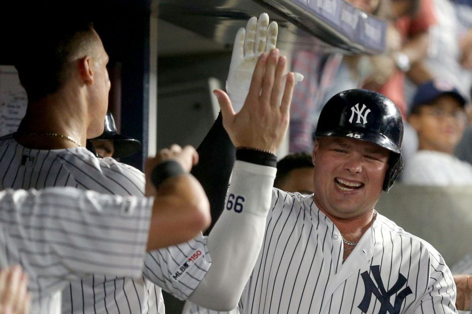 MLB: Tampa Bay Rays at New York Yankees-Game 2