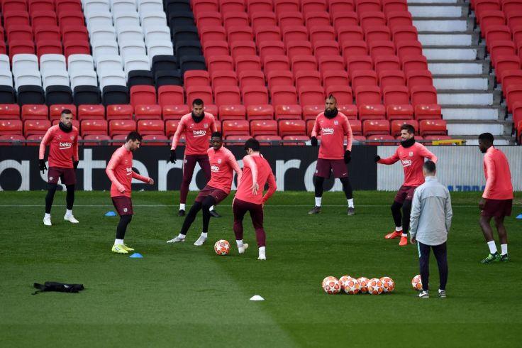 LDC/Manchester United-FC Barcelone : Bonne nouvelle pour le club catalan à quelques heures du match