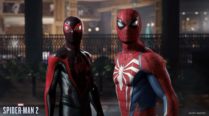 Venom is coming in Spider-Man 2 for the PS5 in 2023 - The Verge