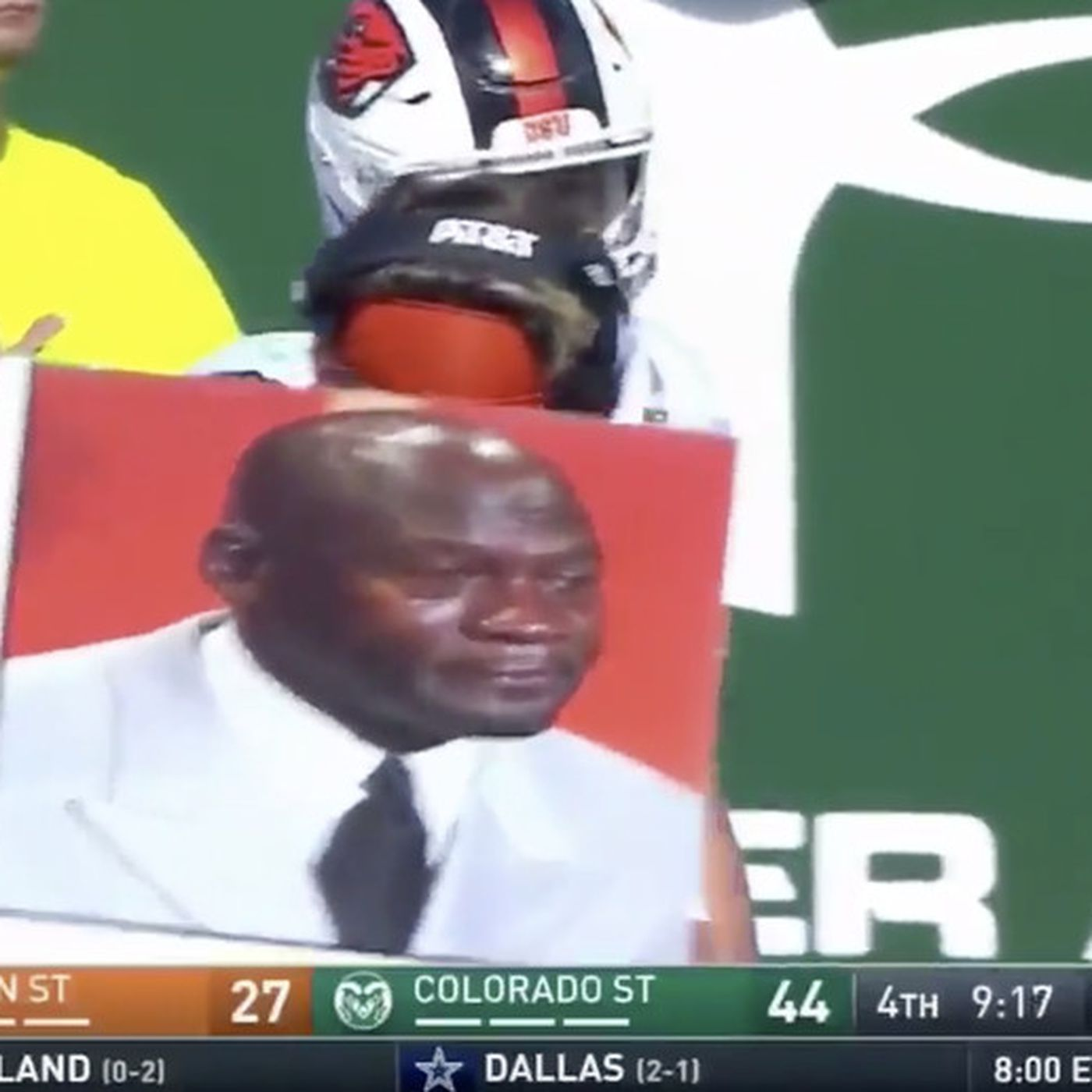 The Best College Football Play Card Signs Emojis And Memes And
