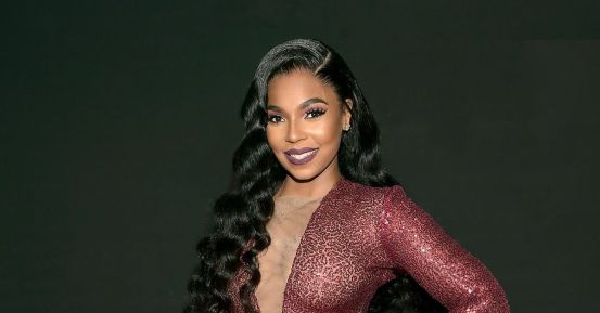 Ashanti gives news about her health after the diagnosis of COVID-19