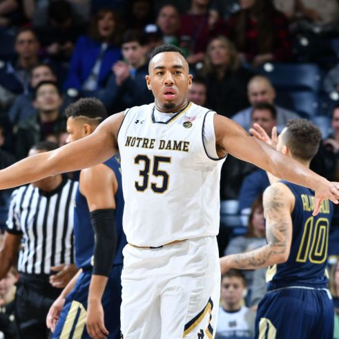 Notre Dame Basketball Breaking News: All-American F BONZIE COLSON ...