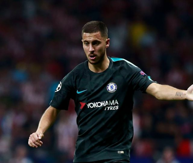 Contes New Chelsea System Is Tailor Made To Bring Out The Best In Eden Hazard
