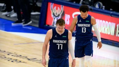 3 observations as the Dallas Mavericks fell to the Los Angeles Clippers 118-108